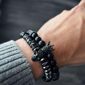Other - ✨Skull Fashion Men's Bracelet✨